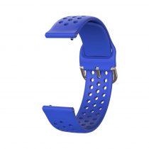 RMPACK Huawei Watch GT 2 GT 2e 46mm Szilikon Pótszíj Óraszíj Hollow Style Kék
