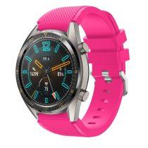 RMPACK Huawei Watch GT Sport Style Pótszíj Óraszíj Szilikon Pink