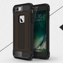 RMPACK iPhone 7 8 Plus 5.5 Ütésálló Armor Tok Guard Series 2in1 Fekete