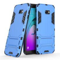RMPACK Samsung Galaxy J4+ Tok 2in1 Ütésálló - Kitámasztható TPU Hybrid Világoskék