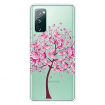 RMPACK Samsung Galaxy S20 FE Mintás Szilikon Tok TPU New Uniqueness NU06