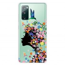 RMPACK Samsung Galaxy S20 FE Mintás Szilikon Tok TPU New Uniqueness NU07