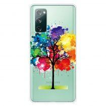 RMPACK Samsung Galaxy S20 FE Mintás Szilikon Tok TPU New Uniqueness NU17