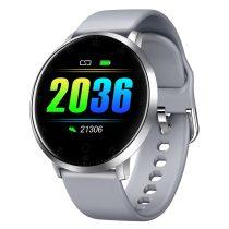 LEMONDA SMART K12 Okosóra Fitness, Alvásfigyelés, Pulzusmérés IP68 Ezüst