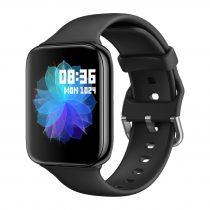 Okosóra LEMONDA S2 Smart Watch IP67 Alvásfigyelő, Pulzusmérés Fekete
