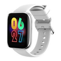 Okosóra LEMONDA S2 Smart Watch IP67 Alvásfigyelő, Pulzusmérés Ezüst