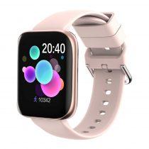 Okosóra LEMONDA S2 Smart Watch IP67 Alvásfigyelő, Pulzusmérés Arany