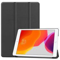 RMPACK iPad 10.2 (2020) (2019) Tok Tri-Fold Series Kitámasztható Fekete