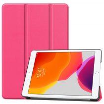 RMPACK iPad 10.2 (2020) (2019) Tok Tri-Fold Series Kitámasztható Pink