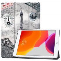 RMPACK iPad 10.2 (2020) (2019) Mintás Tok Kitámasztható NewLife Style NL-04