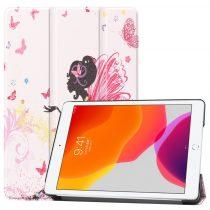 RMPACK iPad 10.2 (2020) (2019) Mintás Tok Kitámasztható NewLife Style NL-06