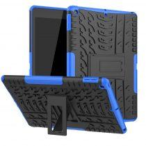 RMPACK iPad 10.2 (2020) (2019) Tok Ütésállókivitel Kitámasztható Tyre Series 2in1 Kék