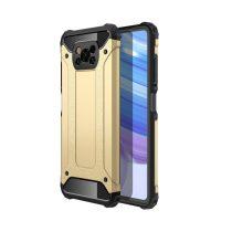 RMPACK Xiaomi Poco X3 Ütésálló Armor Tok Guard Series 2in1 Arany