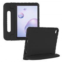 RMPACK Samsung Galaxy TAB A7 Gyerek Tok 10.4 T500 T505 Habszivacs EVA Series Ütésállókivitel Fekete
