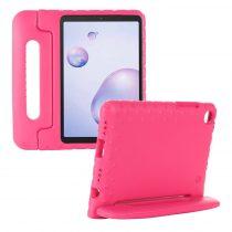 RMPACK Samsung Galaxy TAB A7 Gyerek Tok 10.4 T500 T505 Habszivacs EVA Series Ütésállókivitel Pink