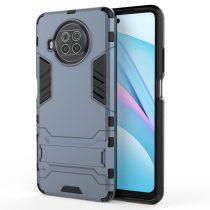 RMPACK Xiaomi Mi 10T Lite 5G Tok 2in1 Ütésálló - Kitámasztható TPU Hybrid Sötétkék