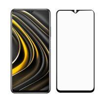 RMPACK Xiaomi Poco M3 Képernyővédő Üveg -FullSize- Üvegfólia Tempered Glass