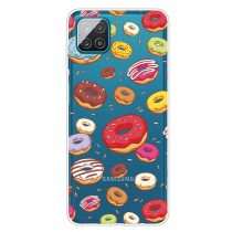 RMPACK Samsung Galaxy A12 Szilikon Tok Mintás Colorful Series A05