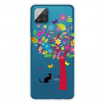RMPACK Samsung Galaxy A12 Szilikon Tok Mintás Colorful Series A06