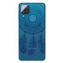 RMPACK Samsung Galaxy A12 Szilikon Tok Mintás Colorful Series A08