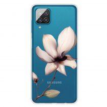 RMPACK Samsung Galaxy A12 Szilikon Tok Mintás Colorful Series A15