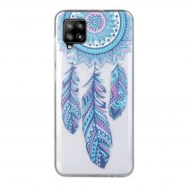 RMPACK Samsung Galaxy A12 Szilikon Tok Mintás Summer Series S02