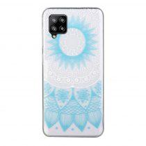 RMPACK Samsung Galaxy A12 Szilikon Tok Mintás Summer Series S06