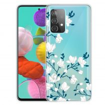 RMPACK Samsung Galaxy A52 5G Szilikon Tok Mintás Colorful Style A01