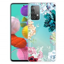 RMPACK Samsung Galaxy A52 5G Szilikon Tok Mintás Colorful Style A04