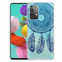 RMPACK Samsung Galaxy A52 5G Szilikon Tok Mintás Colorful Style A10