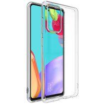 RMPACK Samsung Galaxy A52 5G Szilikon Tok Ütésállókivitel IMAK UX-5 Series Áttetsző