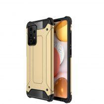 RMPACK Samsung Galaxy A72 5G Ütésálló Armor Tok Guard Series 2in1 Arany