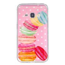 Samsung Galaxy J1 (2016) Mintás Szilikon Tok RMPACK Life&Sweet Series W016