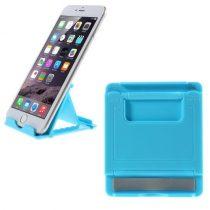 Tablet / Telefon Kitámasztó - Állvány Tartó Kék