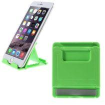 Tablet / Telefon Kitámasztó - Állvány Tartó Zöld