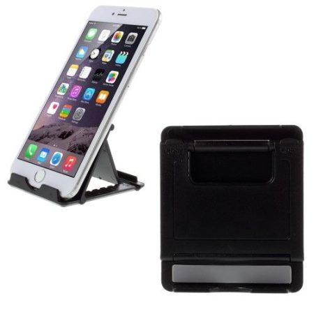 Tablet / Telefon Kitámasztó - Állvány Tartó Fekete