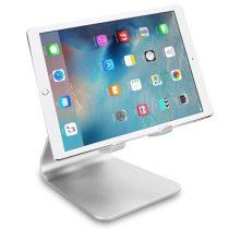 Univerzális Aluminium Állvány - Konzol - Tartó / Tablet és Telefon Ezüst