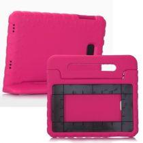 Samsung Galaxy Tab A 10.1 (2016) T580 - Gyerek Tok EVA Védőtok Ütésálló Kivitel Pink