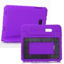 Samsung Galaxy Tab A 10.1 (2016) T580 - Gyerek Tok EVA Védőtok Ütésálló Kivitel Lila