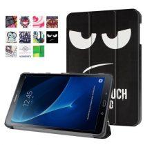 Samsung Galaxy Tab A 10.1 (2016) T580 - Slim Mintás Tablet Tok RMPACK SM01