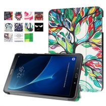Samsung Galaxy Tab A 10.1 (2016) T580 - Slim Mintás Tablet Tok RMPACK SM11