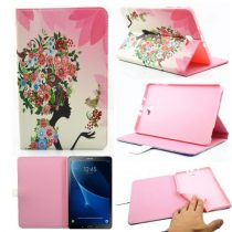 Samsung Galaxy Tab A 10.1 (2016) T580 - RMPACK Lady Series Mintás Szilikon Belsővel LS04