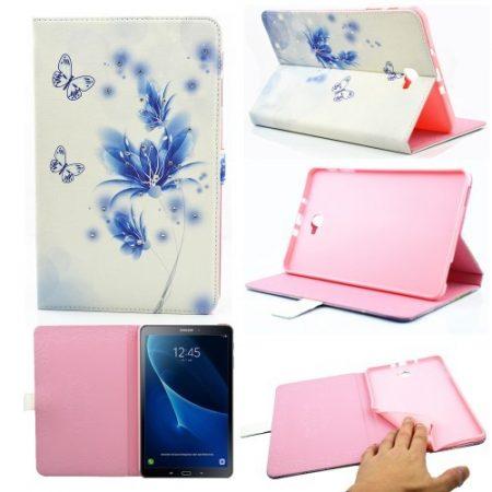 Samsung Galaxy Tab A 10.1 (2016) T580 - RMPACK Lady Series Mintás Szilikon Belsővel LS06
