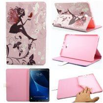 Samsung Galaxy Tab A 10.1 (2016) T580 - RMPACK Lady Series Mintás Szilikon Belsővel LS07