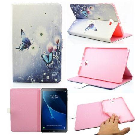 Samsung Galaxy Tab A 10.1 (2016) T580 - RMPACK Lady Series Mintás Szilikon Belsővel LS11