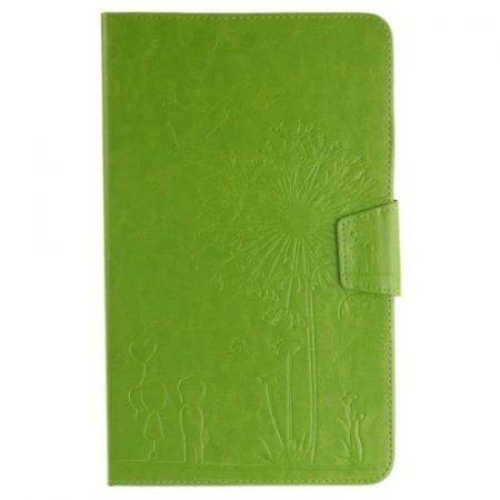 Samsung Galaxy Tab A 10.1 (2016) T580 - Tok RMPACK Big Love Series Mintával Zöld