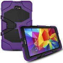Samsung Galaxy Tab A 10.1 (2016) T580 - Ütésálló Tok Duty Series RMPACK Lila