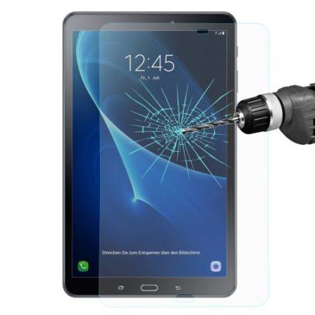 Samsung Galaxy Tab A 10.1 (2016) T580 - Képernyővédő Üveg Tempered Glass 9H 2.D