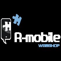 Telefontartó Kerékpár / Bicikli - Vázra rögzíthető Érintős Cipzáros 4.8' ROSWHEEL Kék/Fekete