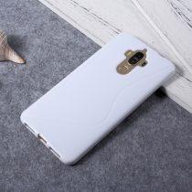 Huawei Mate 9 Szilikon Tok TPU S-Line Fehér